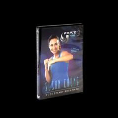 RAPID FIRE DVD - Steady Rock Hard