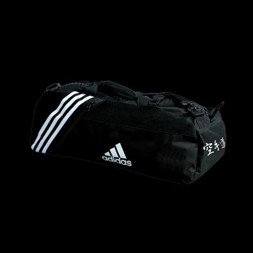 ADIDAS BLACK KARATE SPORT BAG