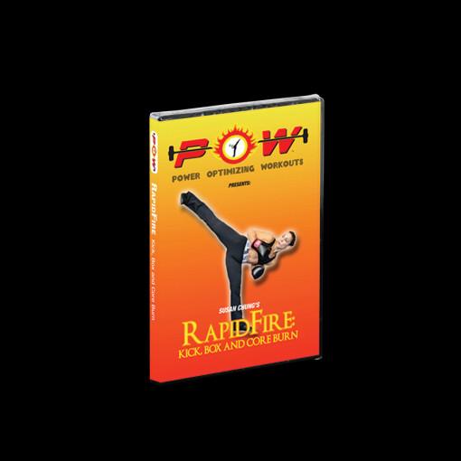 RAPID FIRE DVD -  Optimizing Workout