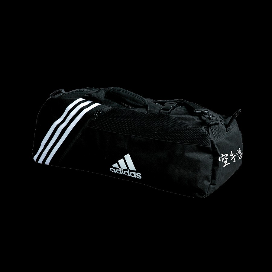 88a66766c6 The official distributor of adidas ADIDAS BLACK KARATE SPORT BAG ...