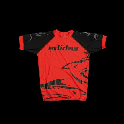 ADIDAS RASH GUARD SHARK ATTACK