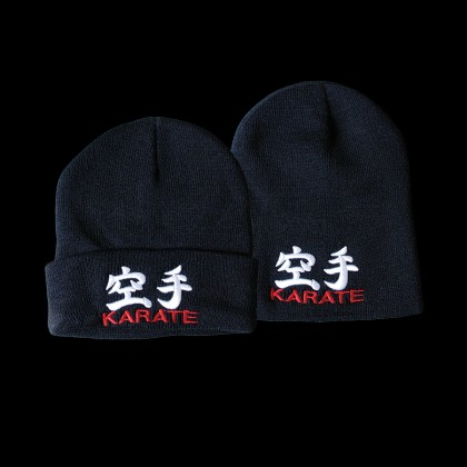 "WINTER BEANIE ""KONG SOO"" KARATE"