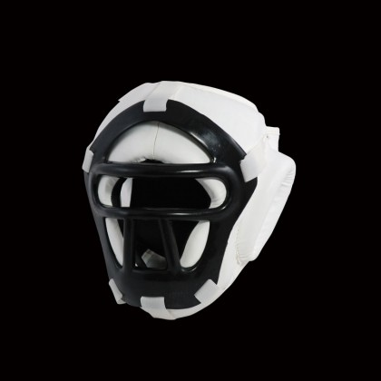 DYNAMICS HEADGUARD(CAP) W/ FACE CAGE
