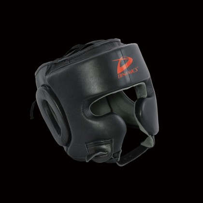 DYNAMICS BLACK FULL HEADGEAR