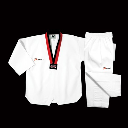 DYNAMICS PROFESSIONAL POOM TRIM TAEKWONDO UNIFORM
