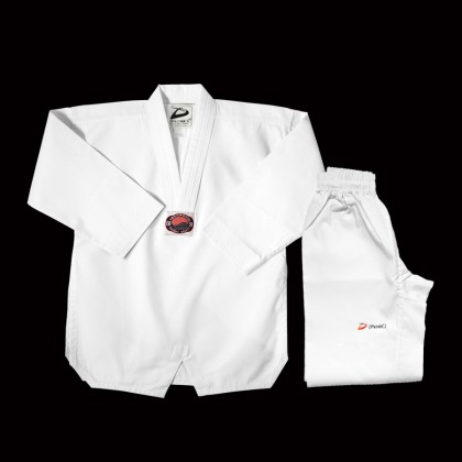 DYNAMICS RIBBED TAEKWONDO UNIFORM