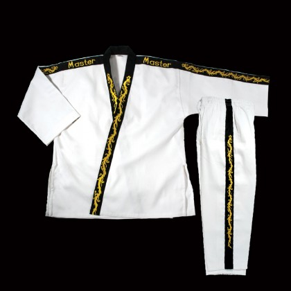 DYNAMICS SPECIAL MASTER OPEN  TAEKWONDO UNIFORM