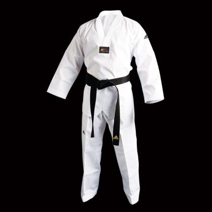 ADICHAMP III TAEKWONDO UNIFORM