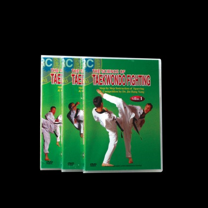 THE SCIENCE OF TAEKWONDO FIGHTING DVD SERIES