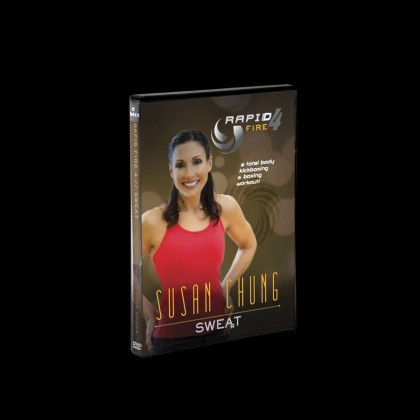 RAPID FIRE DVD - Sweat