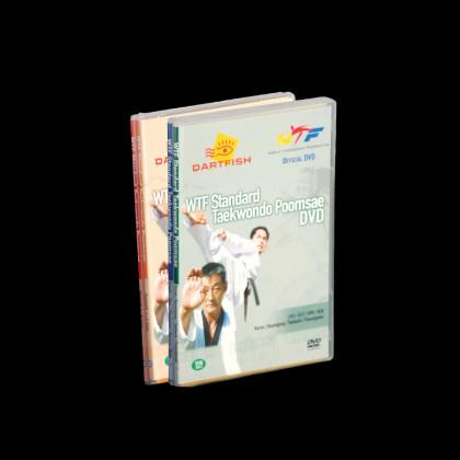 WTF STANDARD TAEKWONDO POOMSAE DVD SET