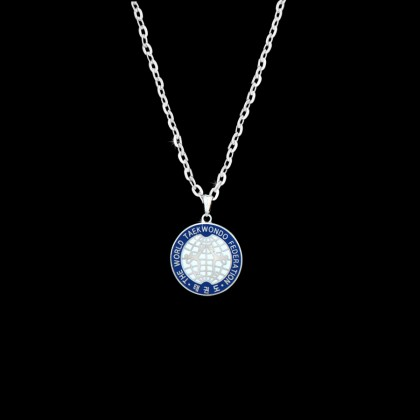 THE WORLD TKD FEDERATION NECKLACE