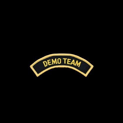 Demo Team Arch Patch