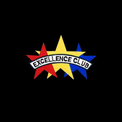 EXCELLENCE CLUB 3 STARS PATCH
