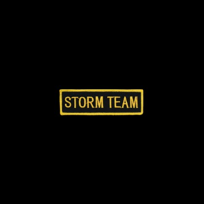 Storm Team Patch