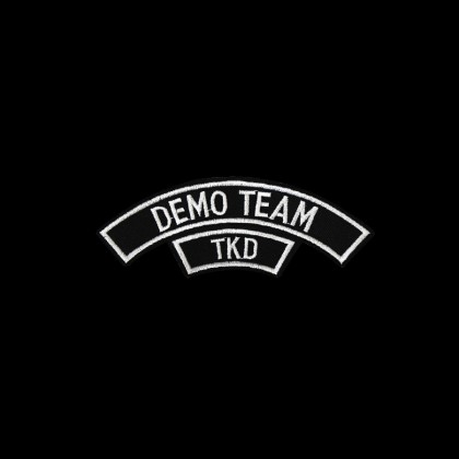 DEMO TEAM TKD PATCH