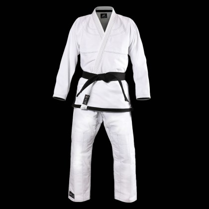 DYNAMICS WHITE JIU JITSU UNIFORM