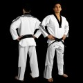 ADIDAS ADIFLEX TAEKWONDO UNIFORM WITH 3 STRIPE