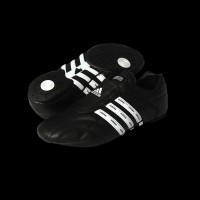 ADIDAS LUXE BLACK SHOES