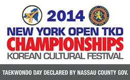 2014 NY Open Championships